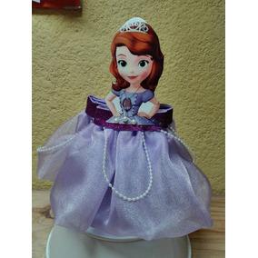 Dulcero Princesa Sofía, Fiestas Infantiles Personajes