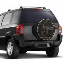 Capa De Estepe Bem Vindo A Vida Ecosport Personalizada Auto