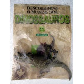 Miniatura Descobrindo O Mundo Dinossauros 11 Allosaurus