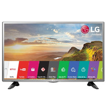 Smart Tv 32 Led Hd 32lh570b Wifi 1 Usb 2 Hdmi Painel Ips Lg