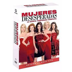 Esposas Desesperadas Temporada 5 Cinco Serie En Dvd