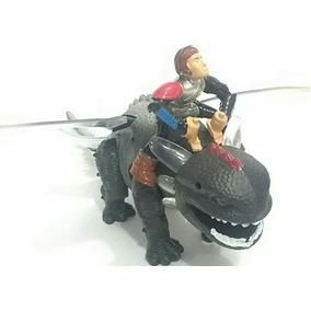 Dinossauro Dragão Pre Historico Dinosaur Com Som Luzes