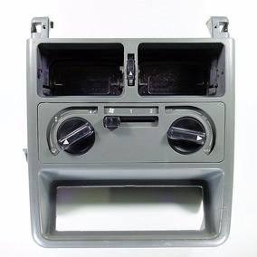 Moldura Central Painel Radio Original Fiat Uno Mille