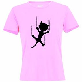 Camiseta Gata Com Raiva