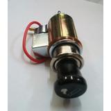 Encendedor 12v Completo Macho Hembra Embutir Con Luz Auto