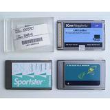 Placas Pc Card Tipo Il Compatible Notebooks Antiguas Pcmcia