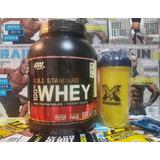 Proteina 100% Whey Gold Standard 5 Lb + Shaker Gratis $3595