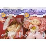 Revista Muñequeria Soft - Lote X 12 - Nuevas Moldes
