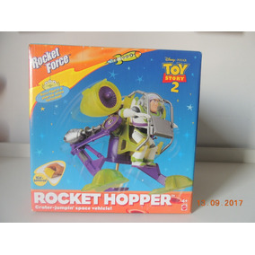 Toy Story 2 Buzz Lightyear Alien Rocket Force Super Promoção