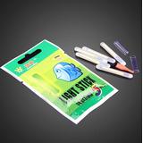 Kit C/15 Bastao Stick Luz Quimica P/ Boia Vara Pesca Noturna