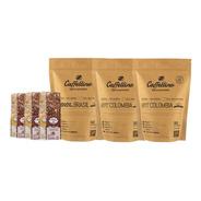 Kit Recarga - 150 Usos Para Nespresso + Barras Crocantes