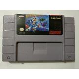 Megaman X (repro) Snes Super Nintendo