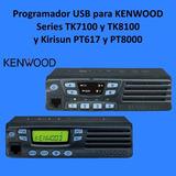 Programador Usb Para Kenwood Tk7100 Y Kirisun Pt8000