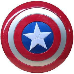 Brinquedo Escudo Capitão America C/som E Luzes Frete Grátis*