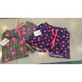 Shorts Para Niña En Algodón De Muy Buena Calidad