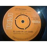 Vinilo Single De Los Iracundos Rio Verde ( D-119