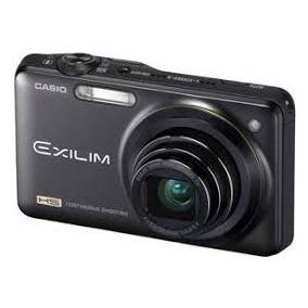 Camara Casio Exilim + 16.1mpx + Zoom 8x + Full Hd + Hdmi