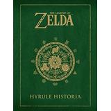 The Legend Of Zelda: Hyrule Historia Contenido En Español