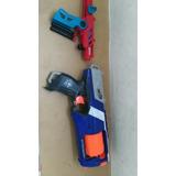 Vendo Juguete Arma Nerf & Boomco (precio Negociable) Sto Dgo