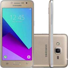 Celular Samsung Galaxy G532 J2 Prime Dourado 16gb Dual