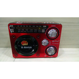 Radio Modelo Px-249 Led Am/fm/sw/usb/sd/tf Mp3 Musica Player