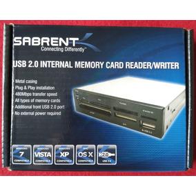 Lector De Memoria Interno + Usb Para Pc (lee 21 Modelos)