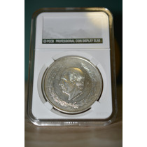 Capsula Para Monedas Slabs Pccb De 40mm (tipo Losa) Hidalgo