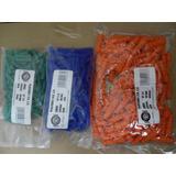 Ramplug Expansivo Pvc Verde Naranja Y Azul Tipo Americano