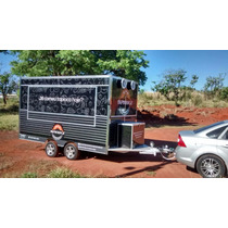 Trailer Para Lanches Trailers - Food Truck