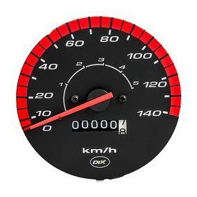 Velocímetro (máquina) X Motos Honda Cg 125 Titan 2000 A 2004