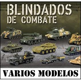 Miniatura Tanque De Guerra Blindados De Combate Militares