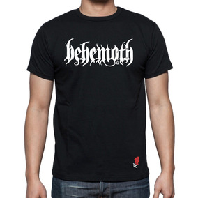 Playeras Behemot Corona Hell & Heaven Fest 2016 Metal