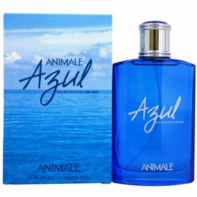 Perfumes Animale Azul Masculino Edt 100ml Original