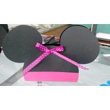 Cajitas Para Cotillon Minnie Mouse,fiesta,decoracion