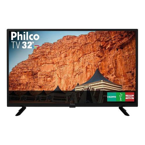"""TV Philco PTV32G50D LED HD 32"""" 110V/220V"""