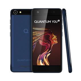 Celular Quantum You L 32gb Azul