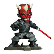 Muñeco Darth Maul Starwars Star Wars Figura Chibi
