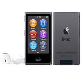 Ipod Nano 16 Gb 7ma Generación Negro