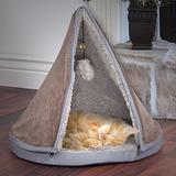 Petmaker Cama Para Gatos Sleep And Play Con Camiseta Despre