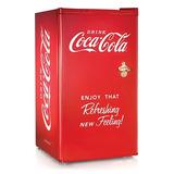 Mini Refrigerador Coleccionable Coca Cola Congelador Vintage