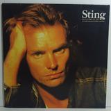 Sting 1988 Nada Como El Sol Lp 10 Polegadas Importado