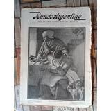 Mundo Argentino Semanario Popular 9/09/1914 Hotel Inmigrante