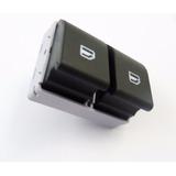Boton Switch Doble Eleva Vidrios Delantero Vw Fox 03-09