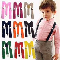 Suspensório Infantil Para Todas As Idades Promoção
