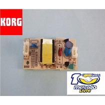 Placa Inverter Da Lampada Teclado Korg Pa-50/ Pa-50 Sd