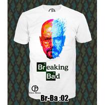 Playeras Breaking Bad Pollos Hermanos ,ropa Mujer Y Hombre