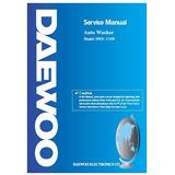 Manual De Servicio Lavadora Daewoo Dwf-174wp