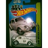 Hotwheels Herbie El Cupido Motorizado