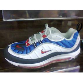f4ce0770919 Tenis Nike Air Max Branco E Verde Nº 40 Masculino - Tênis no Mercado ...