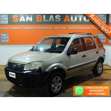 Sba Anticipo! Ford Ecosport 2007 1.6 N Xl Plus 4x2 5p Mp3 Dh